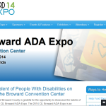 Screenshot of cilbrowardadaexpo.com