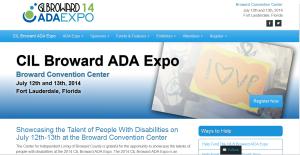 Screenshot of cilbrowardadaexpo.com