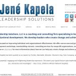 Jene Kapela Leadership Solutions